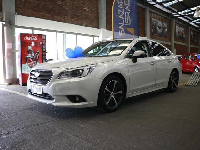SUBARU LEGACY ALL NEW LEGACY LTD AWD 3. 2016