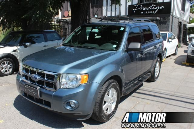 FORD ESCAPE  2.5 XLT 4X4 AUTO 2011