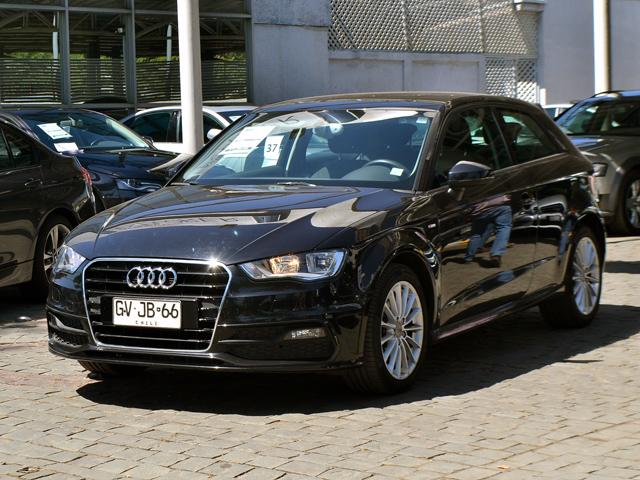 AUDI A3  1.4 T STRONIC 2015