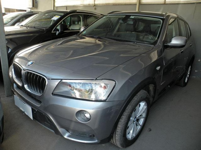 Jeep/SUV BMW X3   2013 - Autos Usados
