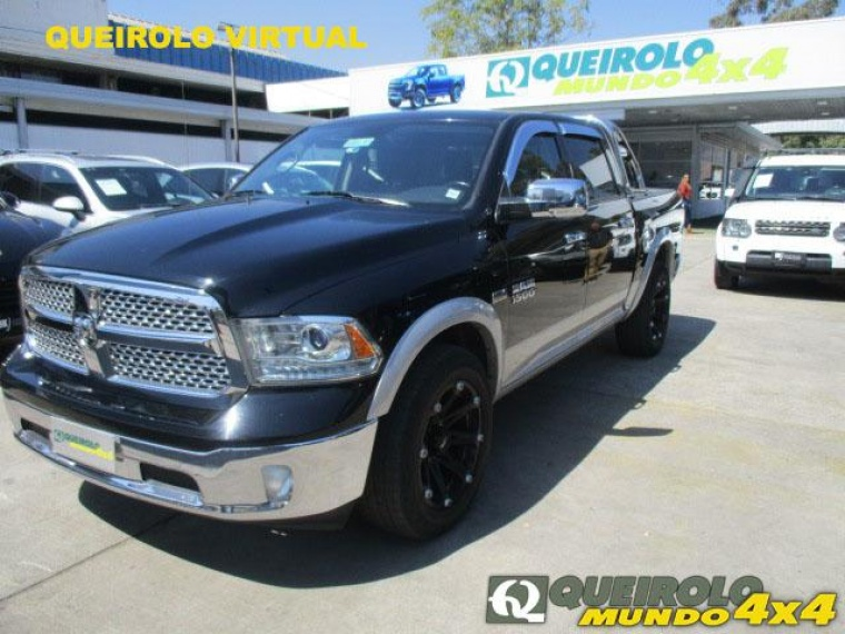 DODGE RAM 1500 NEW RAM 1500 LARAMIE DCAB 5.7 2013