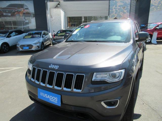 JEEP GRAND CHEROKEE  LAREDO 3.6 AUT 2015
