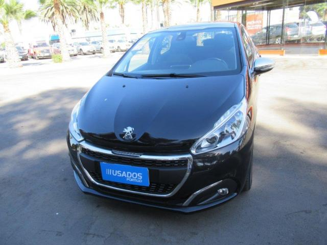 Automóvil PEUGEOT 208 Allure Pack 1.6 HDi 92HP 2017 - Autos Usados