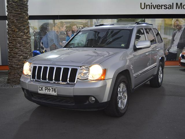 Jeep/SUV JEEP GRAND CHEROKEE  limited 2011 - Autos Usados