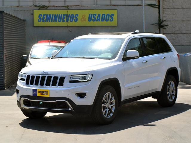JEEP GRAND CHEROKEE  NEW GRAND CHEROKEE LX 4X4 3.6 AUT 2015