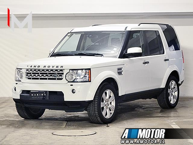 LAND ROVER DISCOVERY  4 HSE MAXIMO EQUIPO 2014