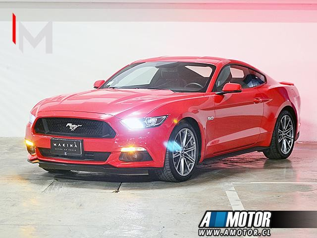 FORD MUSTANG  GT 5.0 SOLO 9.000KM OPORTUNIDAD 2016