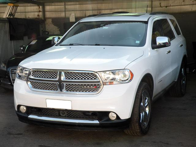 Jeep/SUV DODGE DURANGO   2014 - Autos Usados