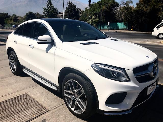 Automóvil MERCEDES BENZ GLE 350 COUPE-AT-DIESEL 2016 - Autos Usados