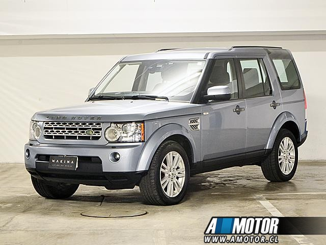LAND ROVER DISCOVERY  4 SE DIESEL REALMENTE IMPECABLE 2011