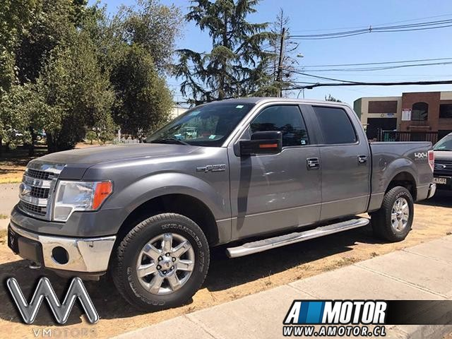 FORD F-150  XLT 4X4 5.0 AT 2015