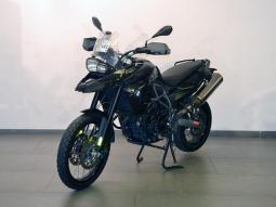 BMW F 800 GS BLACK 2012