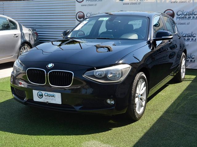 BMW 114 114 MT 1.6 BUSINESS 2013
