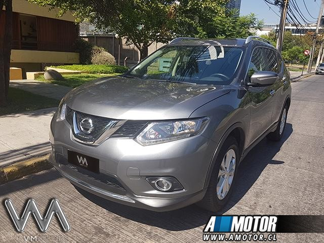 NISSAN X-TRAIL  ADVANCE CVT 2.5 2017