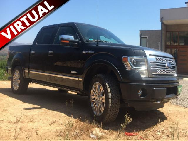 FORD F-150  ECOBOOST 4WD  3.5 2014