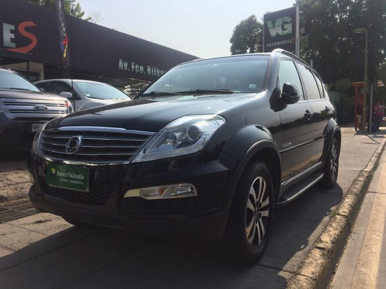 Station Wagon SSANGYONG REXTON  DIESEL AUTO SR 4WD 2014 - Autos Usados