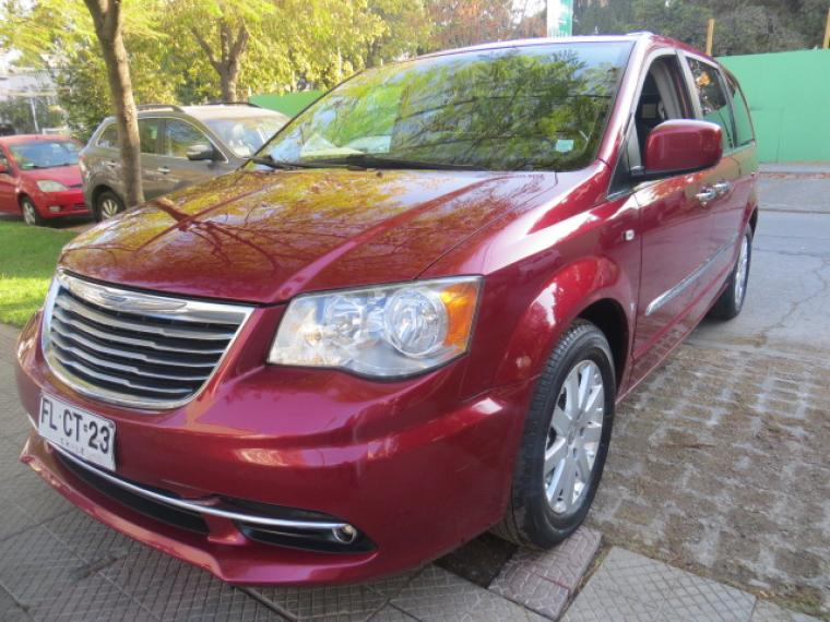 CHRYSLER TOWN COUNTRY  3.6 AUT SOLO 59.000KMS 2013
