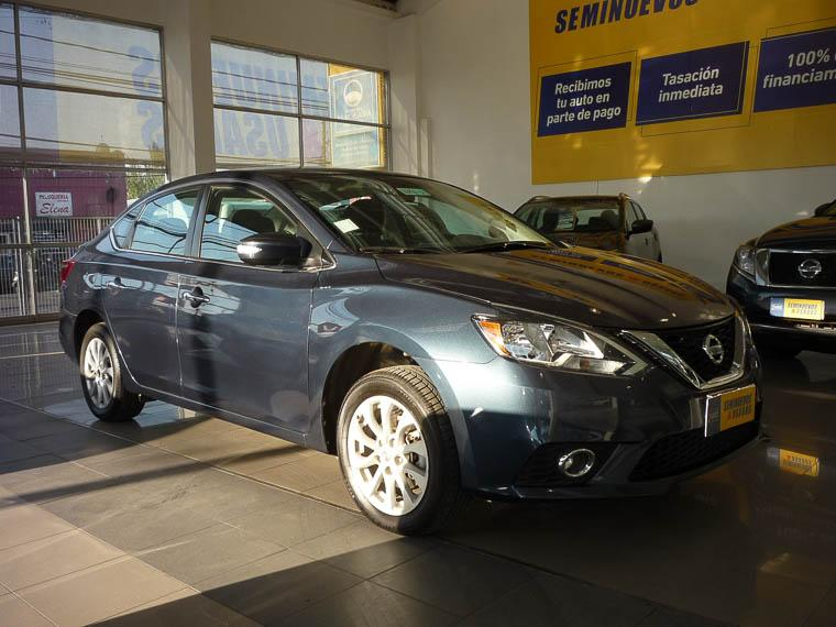 NISSAN SENTRA  NEW SENTRA ADVANCE 1.8 AU 2016