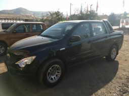 SSANGYONG ACTYON SPORT actyon 2011