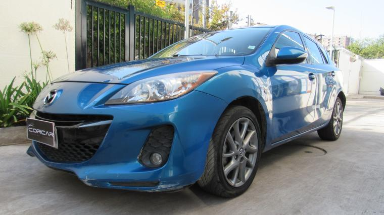 MAZDA 3 SPORT V 1.6 MT UNICO DUE?O 2014
