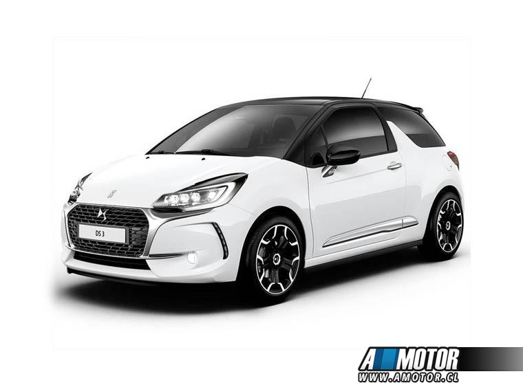 CITROEN DS3  PureTech 110 S&S BVM So Chic 2018