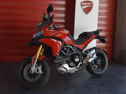 DUCATI MULTISTRADA 1200S RED ROJA 2012