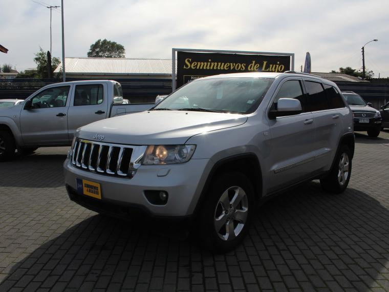 JEEP GRAND CHEROKEE NEW GRAND CHEROKEE L 4X4 2011