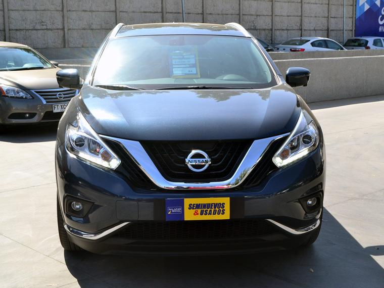 NISSAN MURANO  EXCLUSIVE CVT AWD 2017