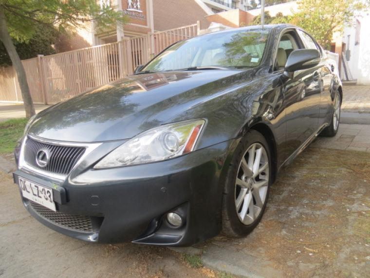 LEXUS IS250 2.5 AUT V6 2012