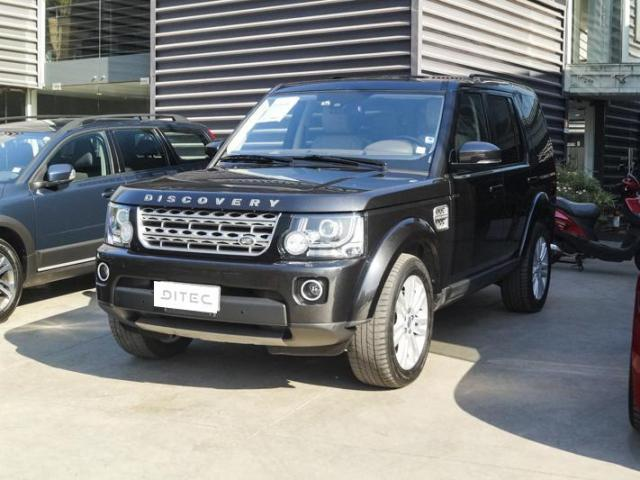 Jeep/SUV LAND ROVER DISCOVERY  4 HSE DIESEL 2015 - Autos Usados