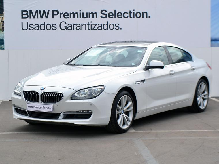 BMW 640 GRAN COUPE 2014