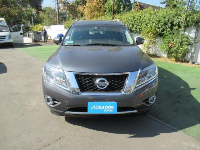 NISSAN PATHFINDER  ADVANCE 4X2 AUT. 2015