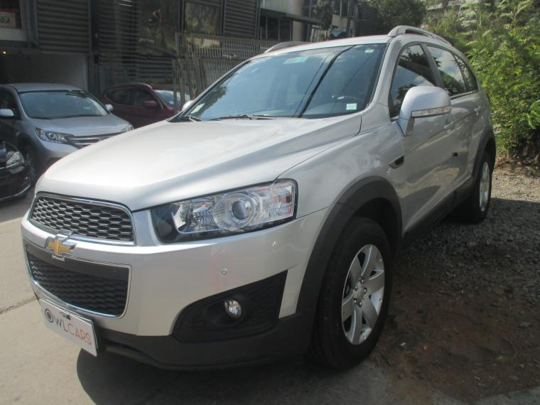 CHEVROLET CAPTIVA  LT AWD 2.2 MT 2016