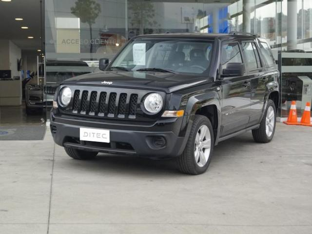 JEEP PATRIOT  2.4 SPORT AUT 2017
