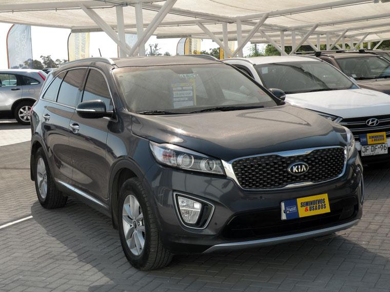 KIA MOTORS SORENTO  SORENTO EX 2.2 AT 2017