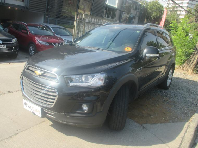 CHEVROLET CAPTIVA  FULL AWD AUT 2016