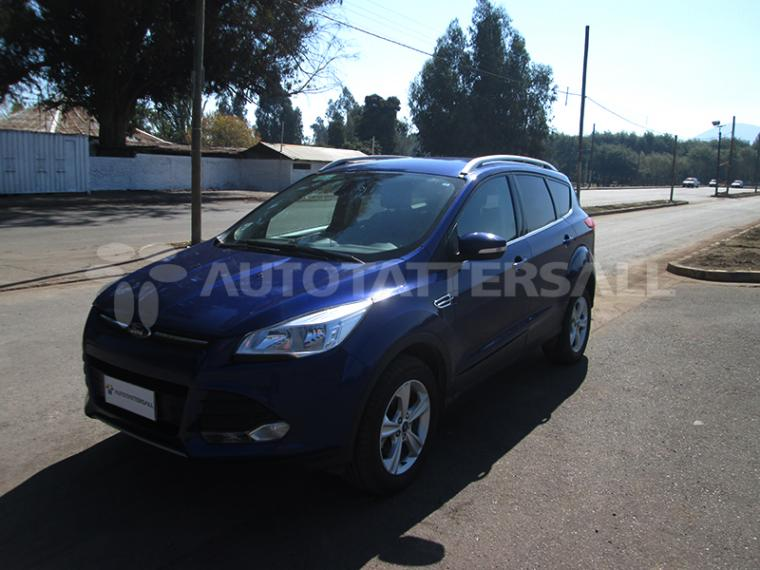 Station Wagon FORD ESCAPE  ESCAPE SE 2.0 4X4 2017 - Autos Usados