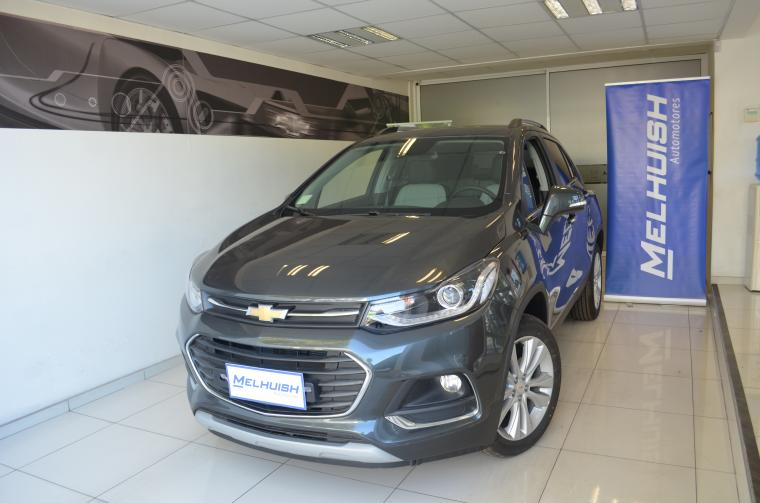 CHEVROLET TRACKER 1.8 AWD LT AT 2018