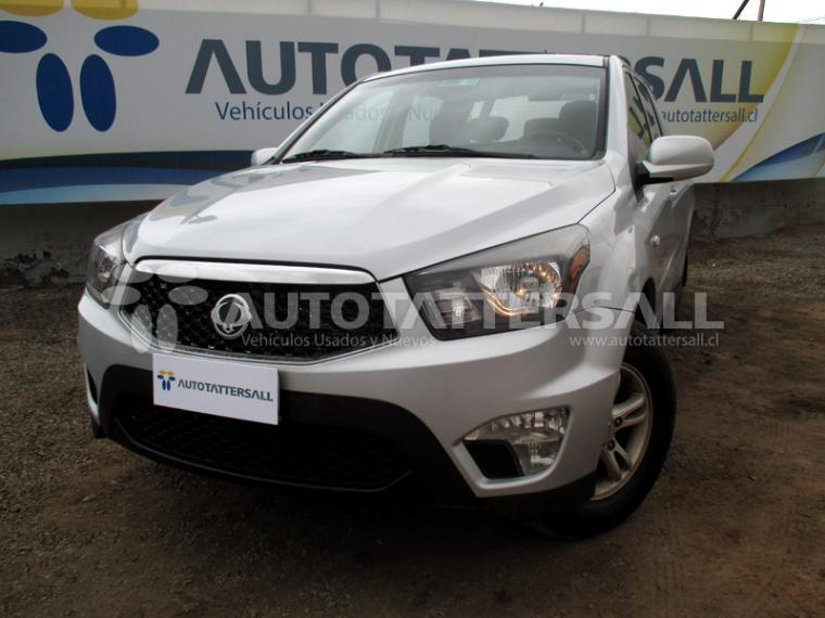 SSANGYONG ACTYON  4X2 2015