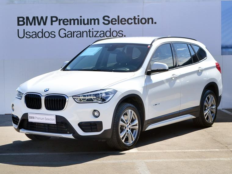 Station Wagon BMW X1  S DRIVE 20I 2016 - Autos Usados