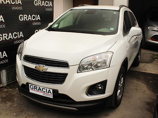 CHEVROLET TRACKER AWD LT 1.8 AT 2015