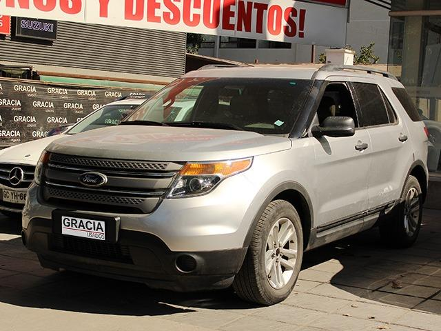 FORD EXPLORER  ECOBOOST 2.0 AT 2013