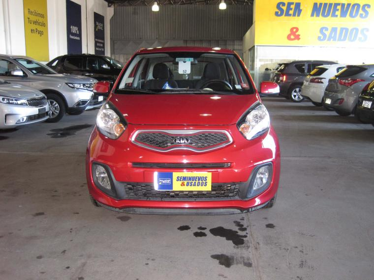 KIA MOTORS MORNING  MORNING EX 1.2 2015