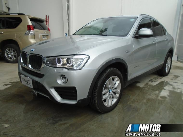 Jeep/SUV BMW X4 2.0 D 2015 - Autos Usados