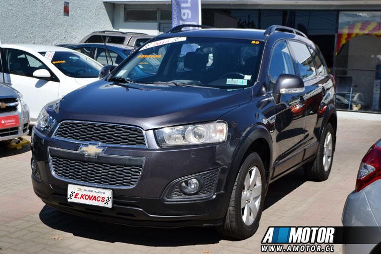 Jeep/SUV CHEVROLET CAPTIVA   2013 - Autos Usados