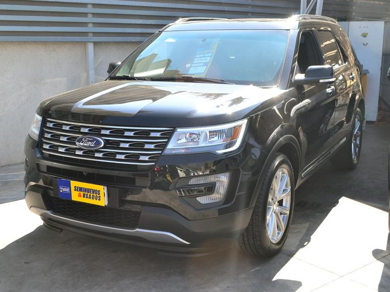 FORD EXPLORER LTD 2.3 2017