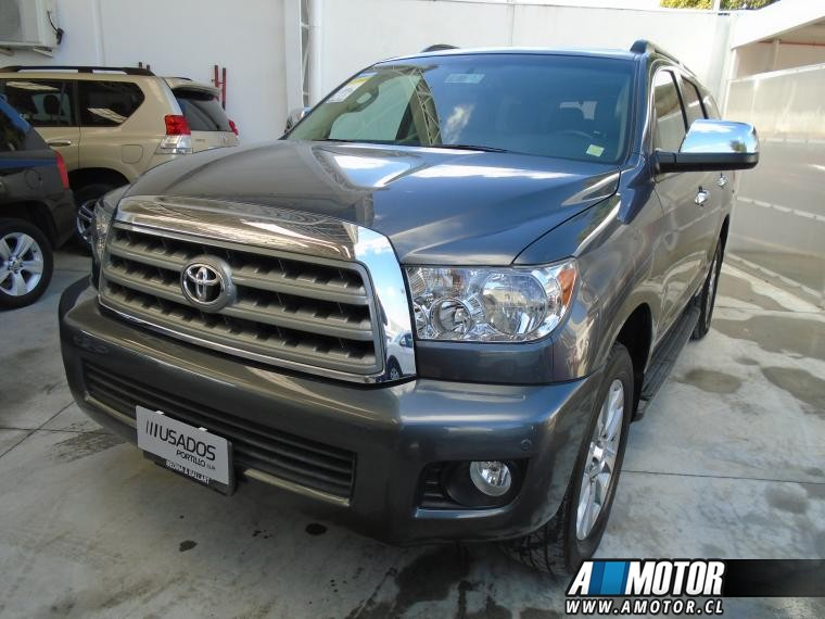 Jeep/SUV TOYOTA SEQUOIA  Limited 2014 - Autos Usados