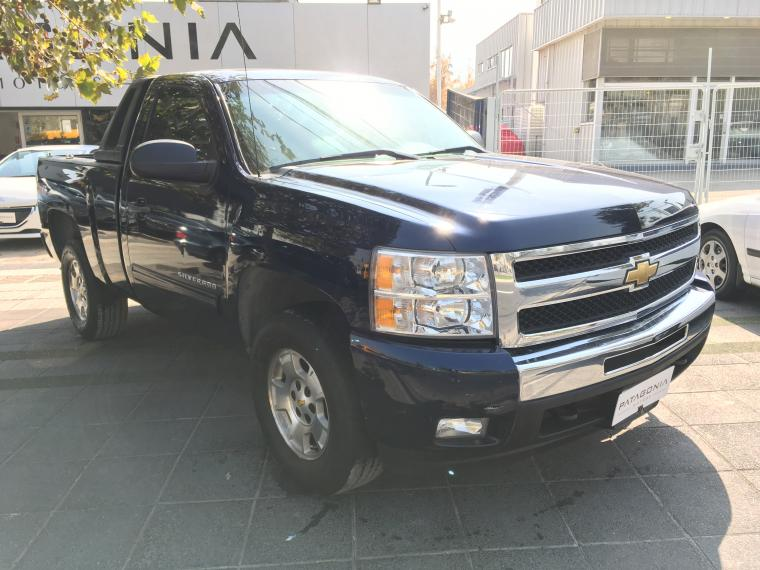 CHEVROLET SILVERADO  LT II 5.3 4X4 AT REGULAR CAB 2010