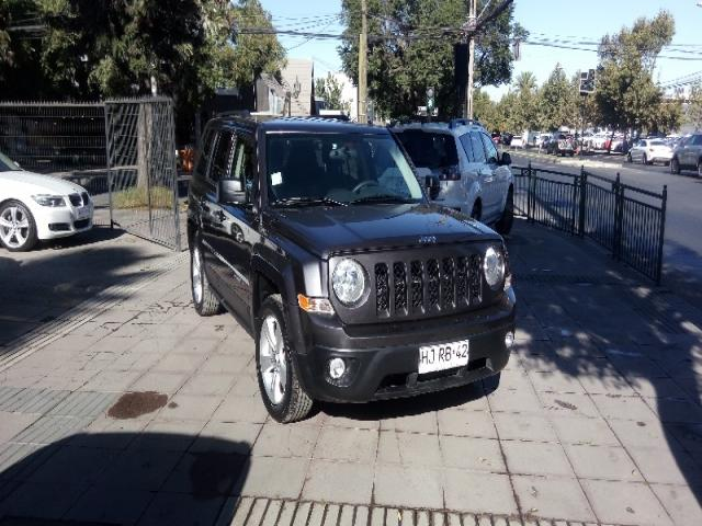 JEEP PATRIOT  SPORT 2.4 AUT 4X2 2015