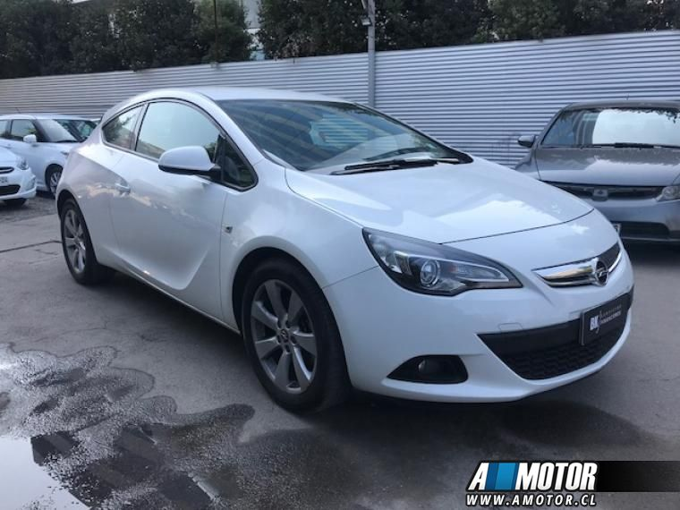 OPEL ASTRA  ENJOY GTC TURBO 2015